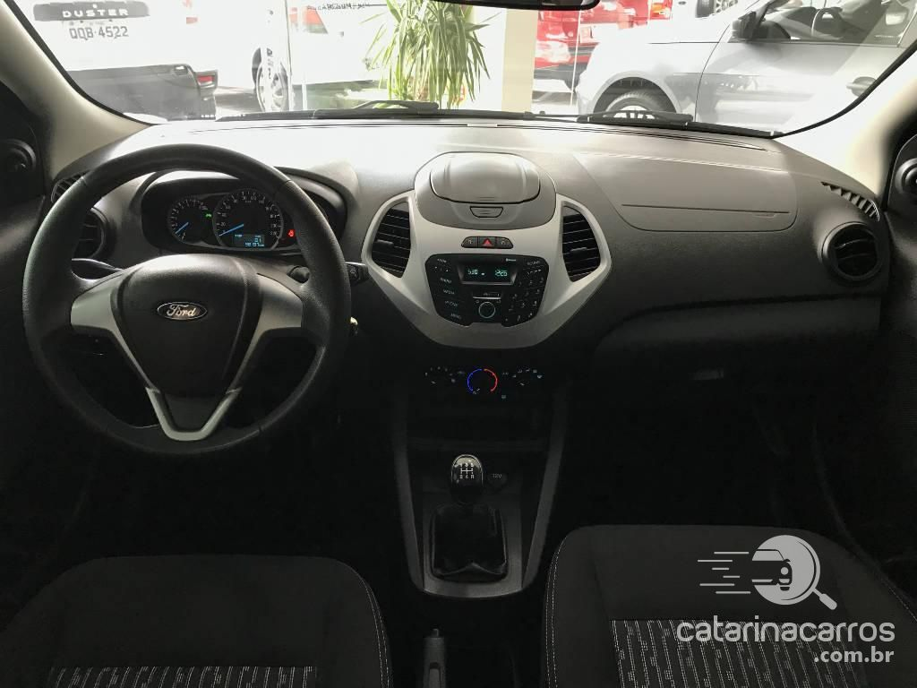 KA Se 1.0 hatch  4P   2019