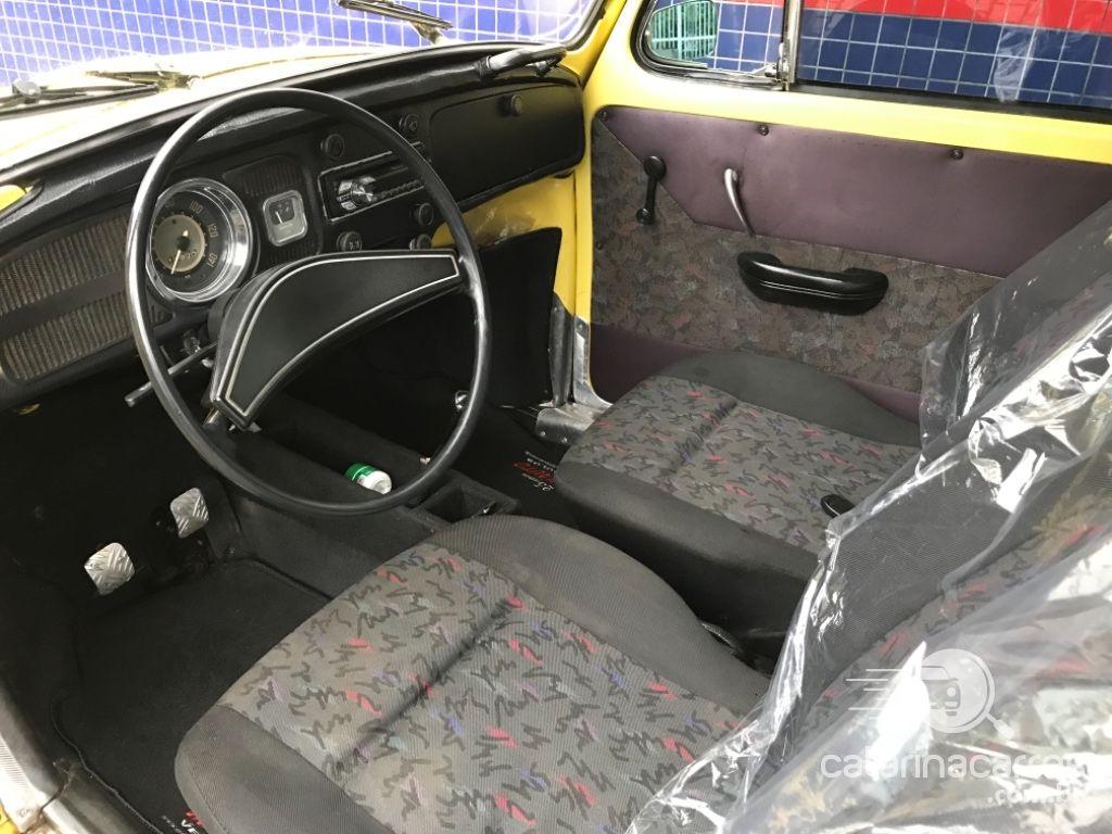 Fusca 1500  2P   1975