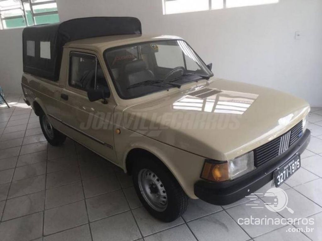 Fiorino Pick-up 1.3  2P   1987