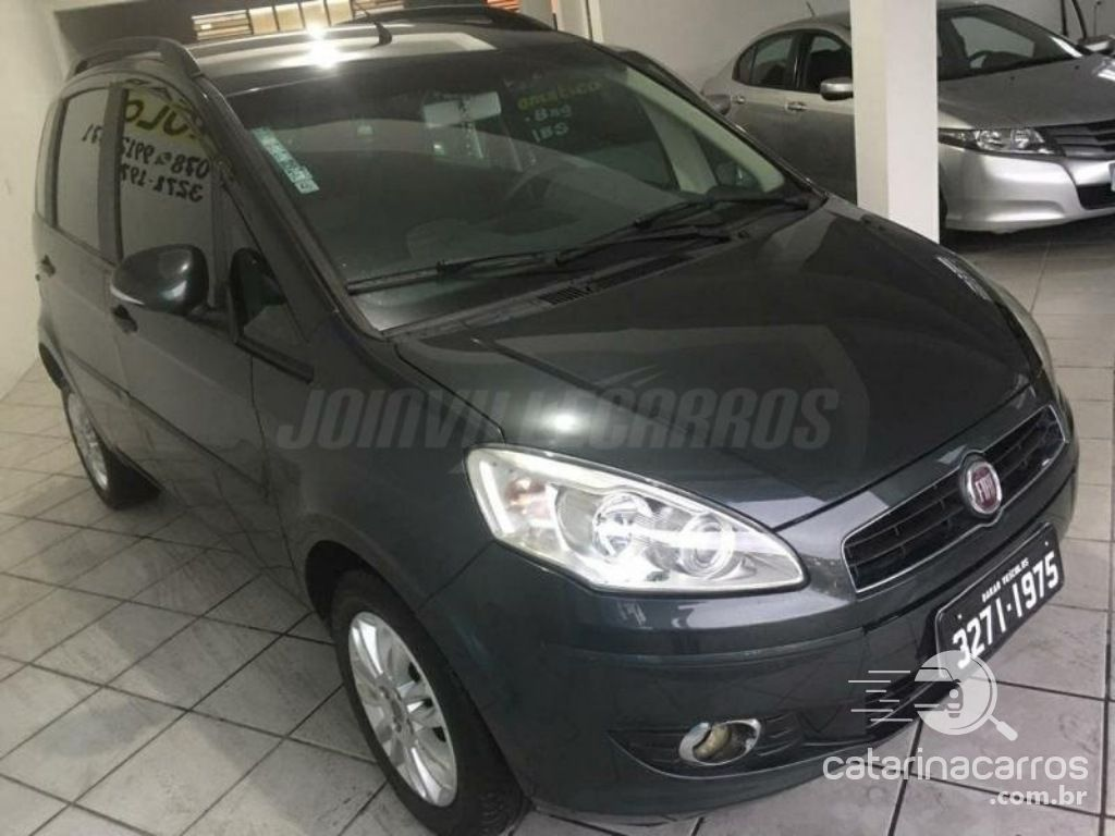 Idea Mpi attractive 1.4  4P   2012
