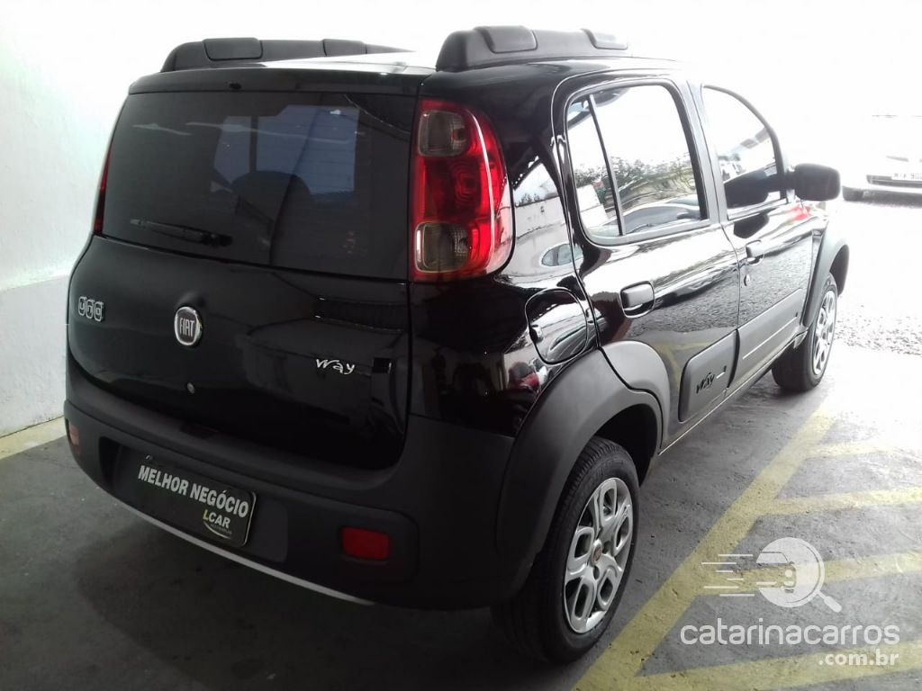Uno Evo way 1.0  4P   2012