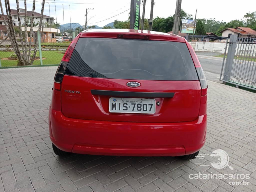 Fiesta Flex  4P   2012