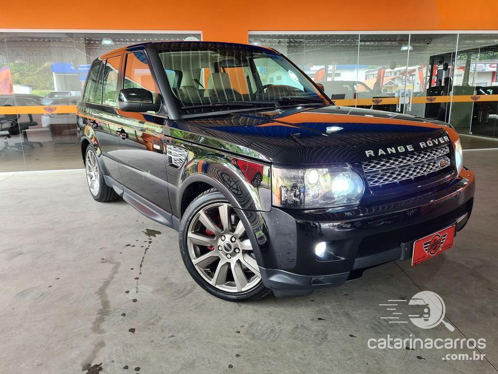 Range Rover Sport 3.0 se 24v diesel automatico 4x4  4P   2013