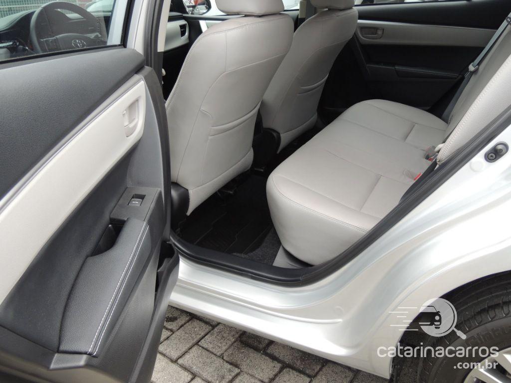 Corolla 2.0 xei  4P   2016