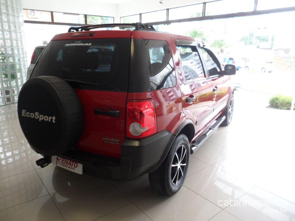 EcoSport 2.0 xls automático  4P   2009