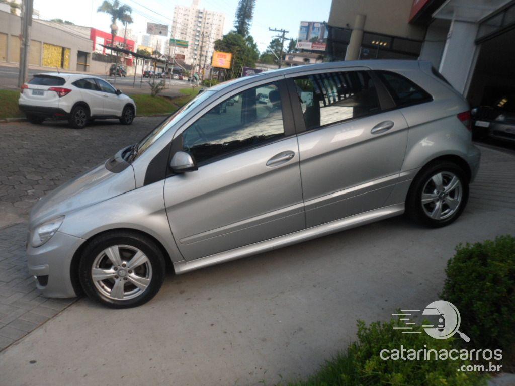 B 180 1.7 8v gasolina 4p autom  4P   2010