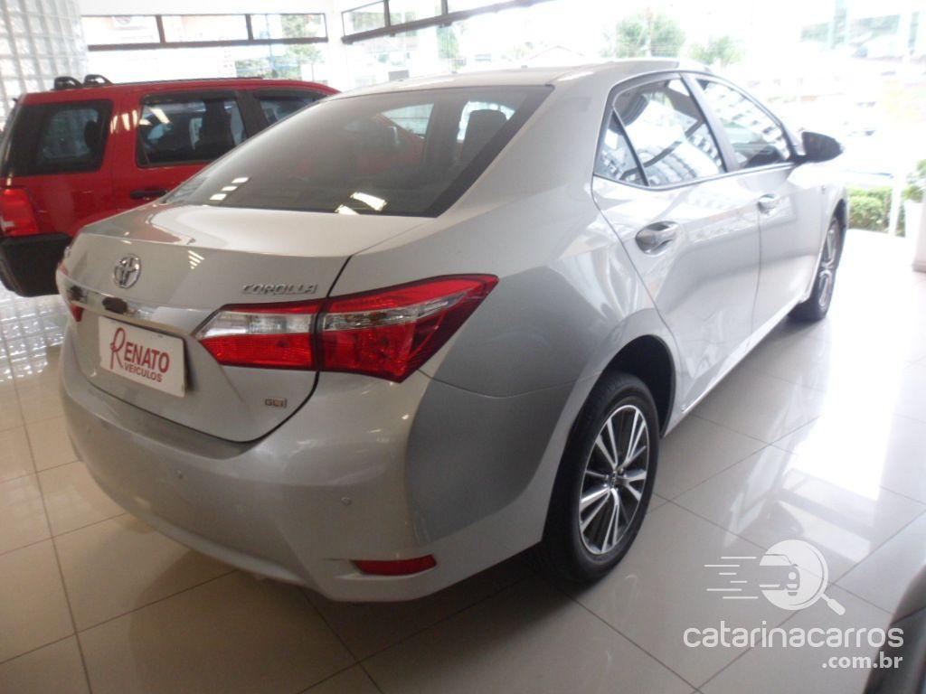Corolla 1.8 gli 16v flex 4p autom  4P   2016
