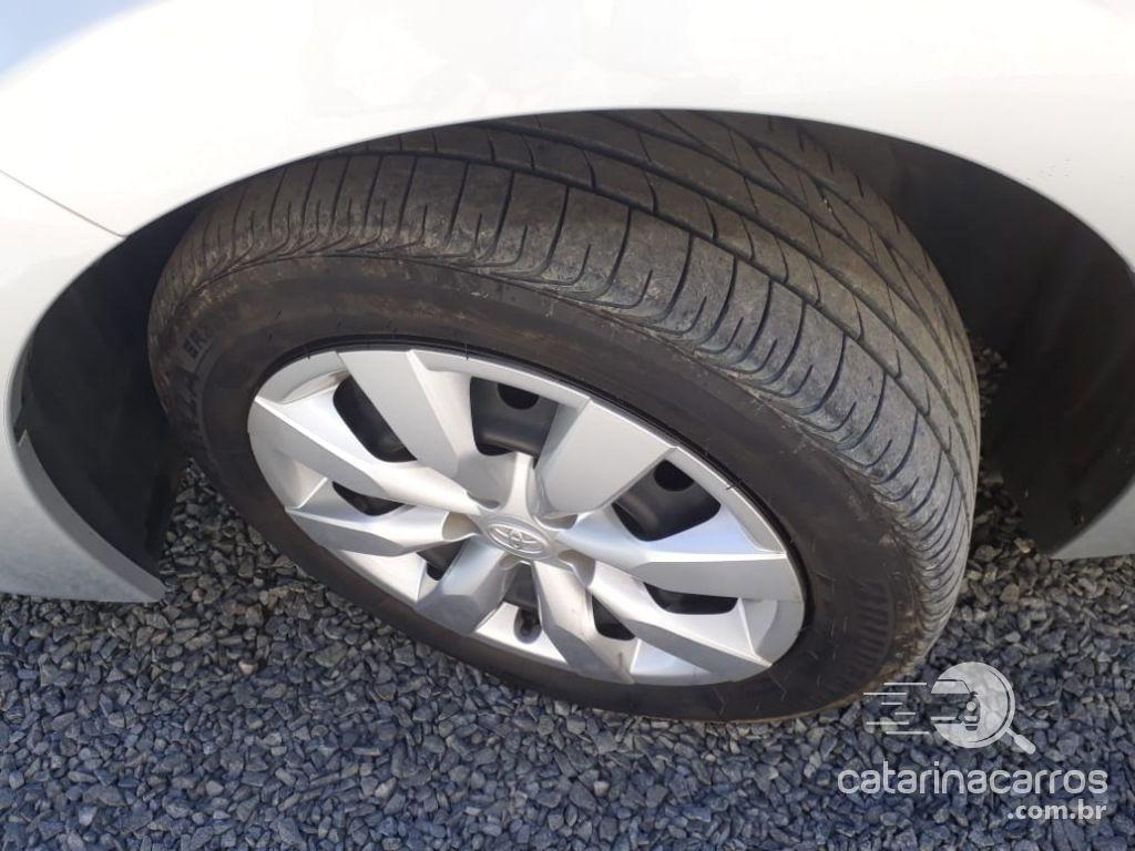 Corolla 1.8 gli  4P   2017