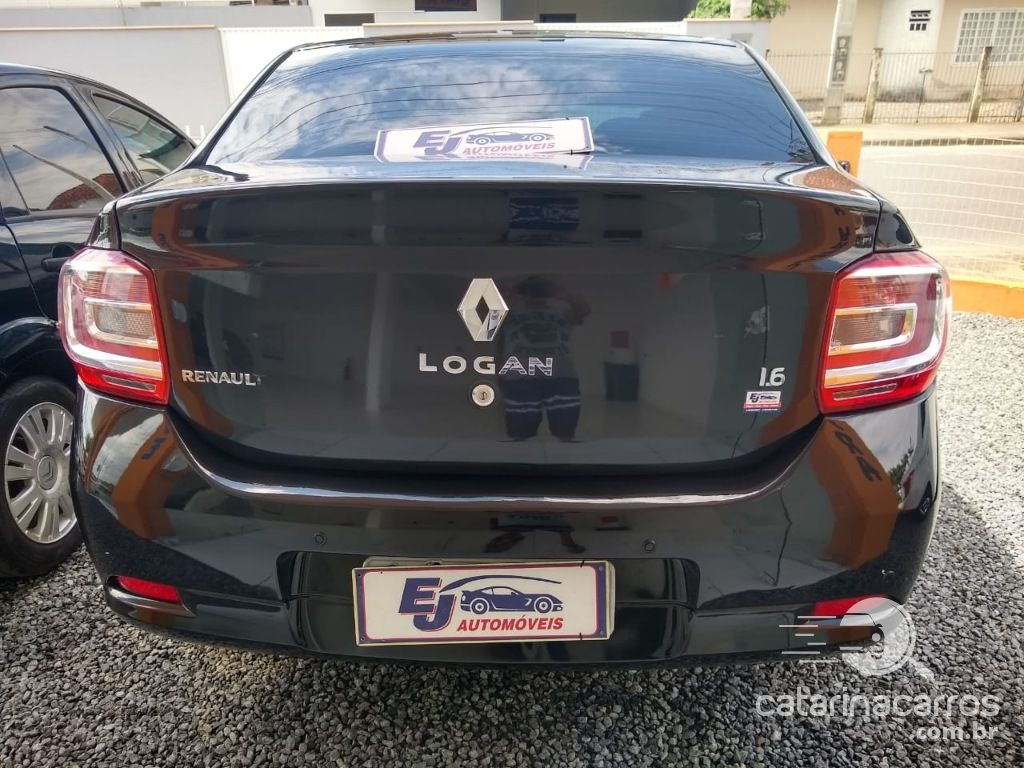 Logan 1.6 expression  4P   2014