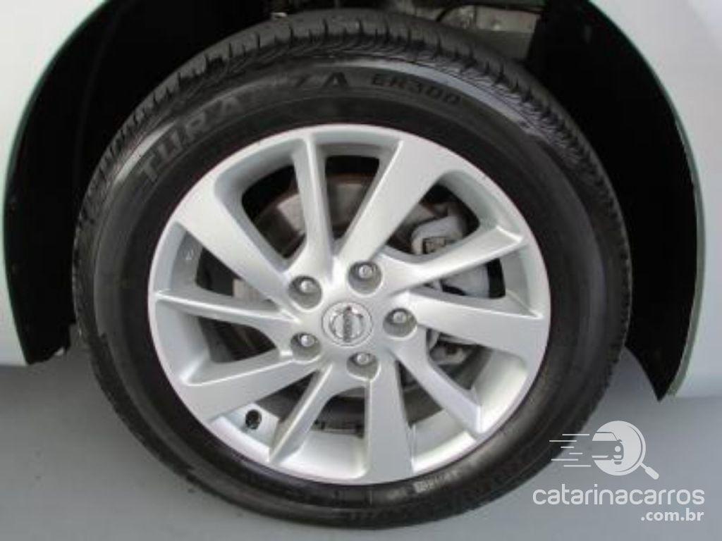 Sentra 2.0 flex sv cvt aut.  5P   2014
