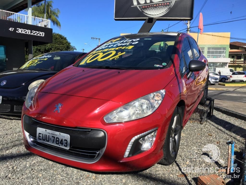 308 Griffe thp  4P   2014