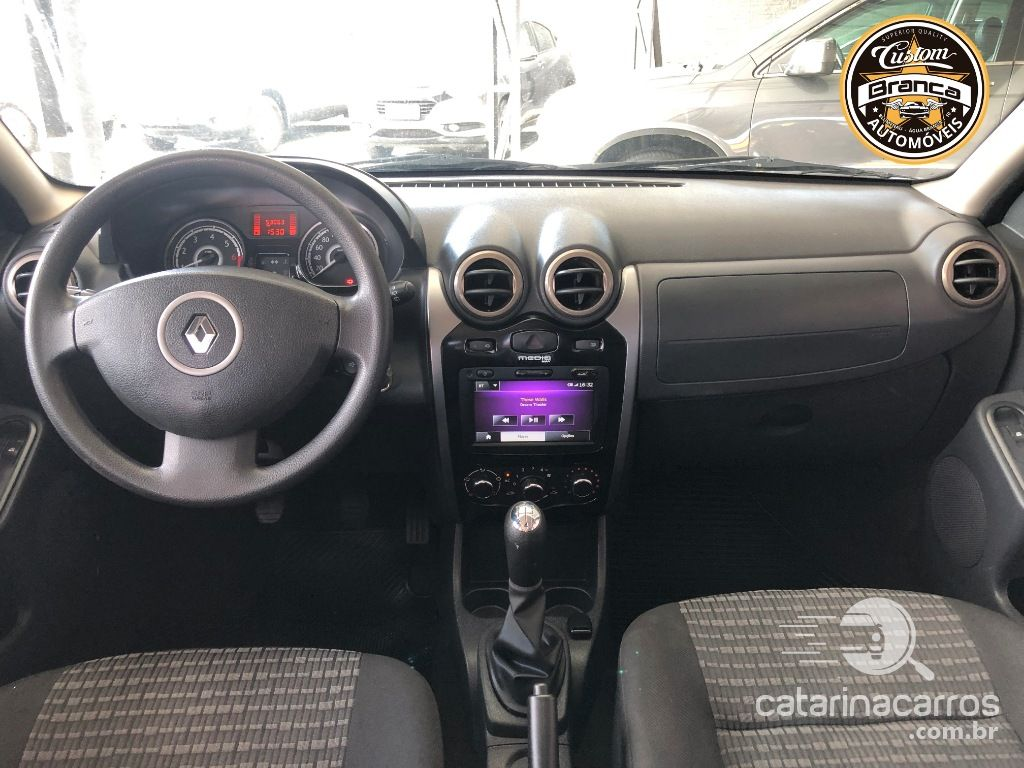 Sandero Sandero 1.6 expression 8v flex 4p manual 2014  4P   2014