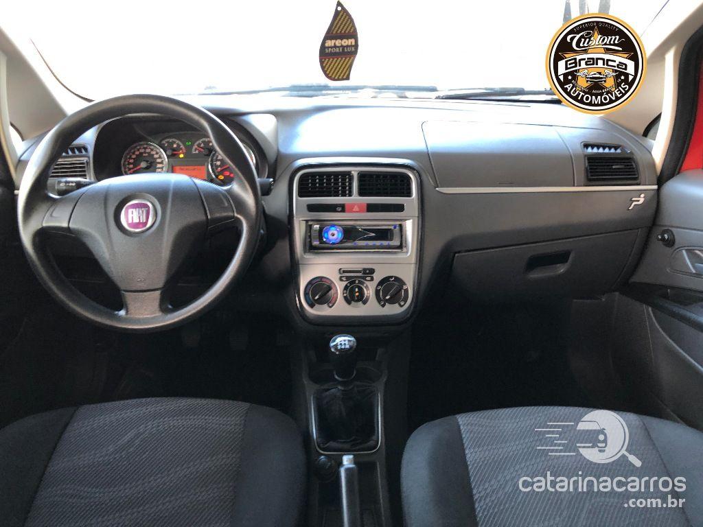 Punto Punto 1.6 essence 16v flex 4p automatizado  4P   2011