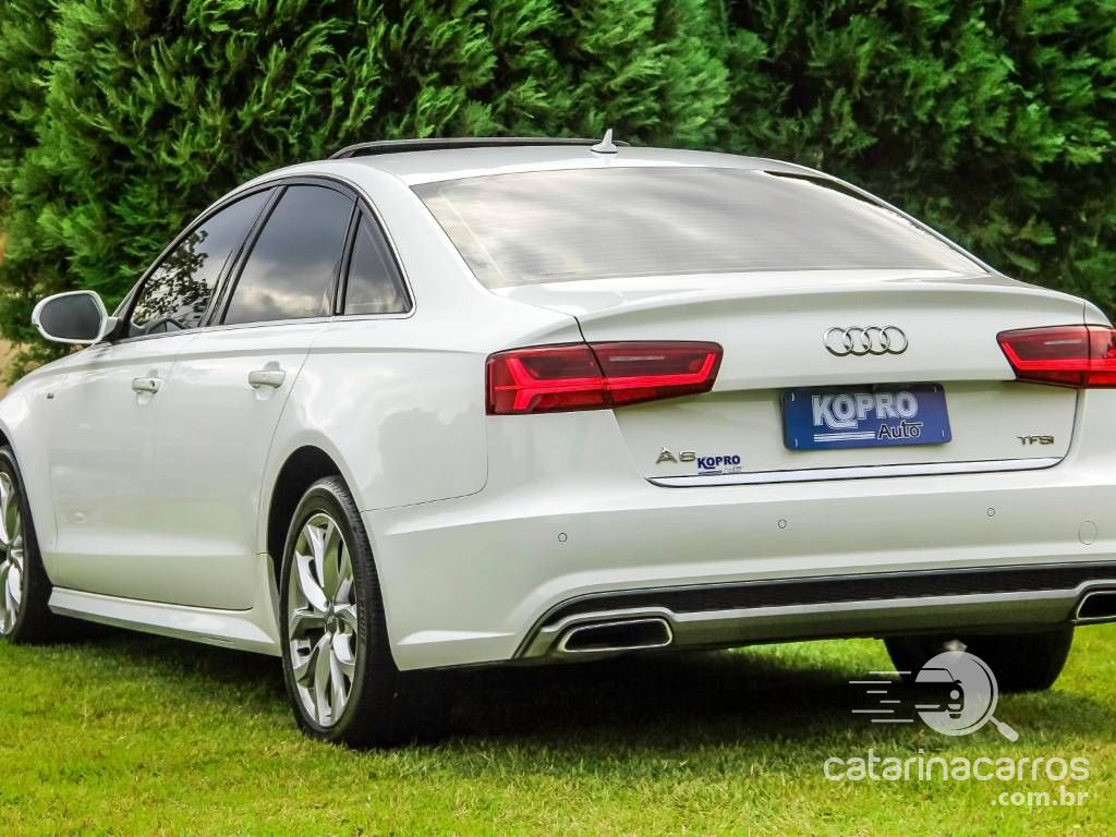 A6 2.0 tfsi ambiente s-tronic  4P   2016