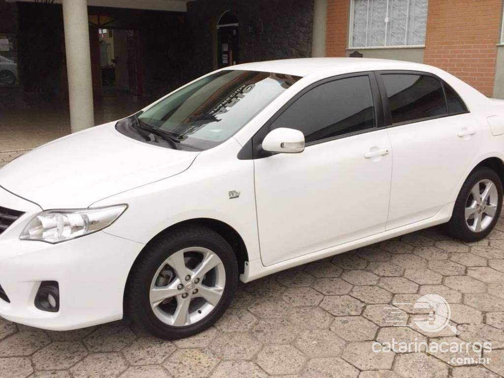 Corolla Xei automatico 2.0  4P   2014