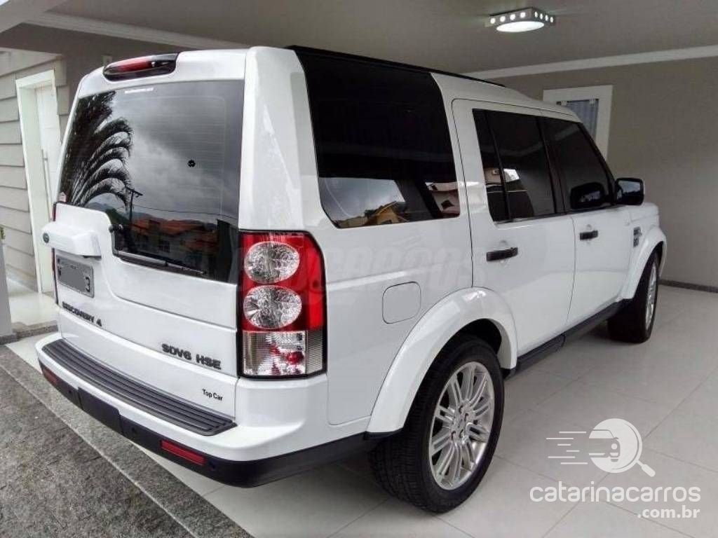 Discovery 4 hse 3.0 sdv6  4P   2013