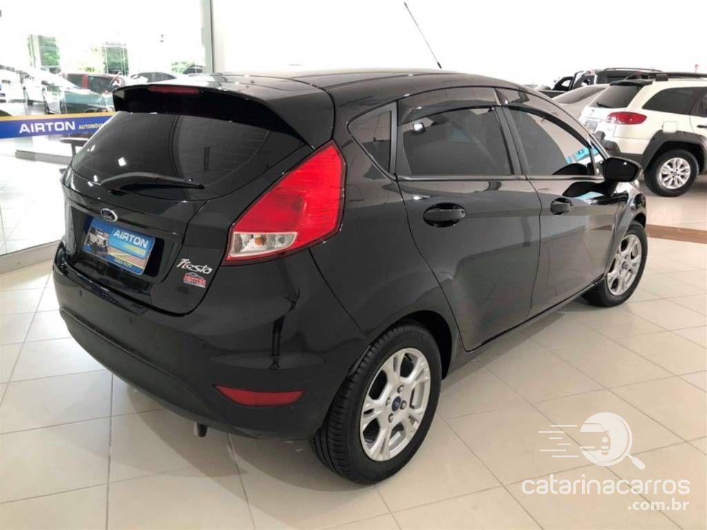 Fiesta 1.5 se hatch 16v flex 4p manual  4P   2014